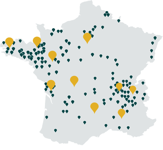 RASINES RSE - la carte des consultants